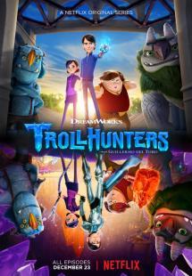 Trollhunters - Season 1vs2 (2017)