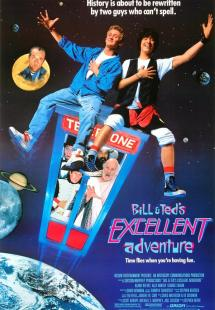 Bill & Ted's Excellent Adventure (1989)