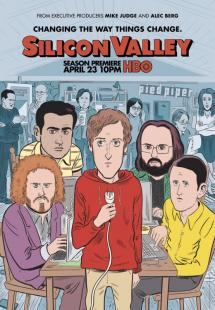 Silicon Valley - Season 4 (2017)