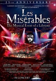 Les Miserables in Concert: The 25th Anniversary (2010)