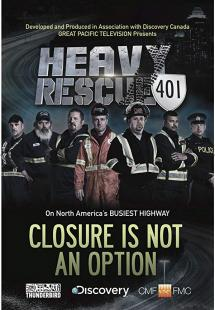 Heavy Rescue: 401 - Season 3 (2019)