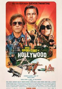 Once Upon a Time ... in Hollywood (2019)