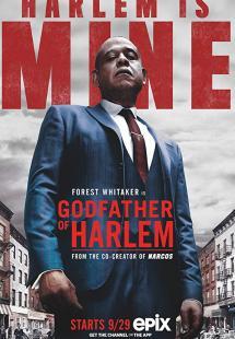 Godfather of Harlem - Season 1 (2019)
