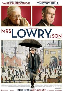 Mrs Lowry & Son (2019)