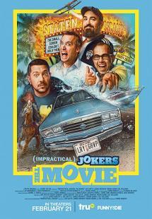 Impractical Jokers: The Movie (2020)