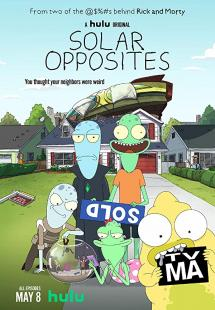 Solar Opposites - Season 1 (2020)