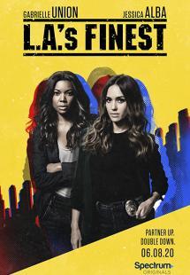 L.A.'s Finest - Season 2 (2020)
