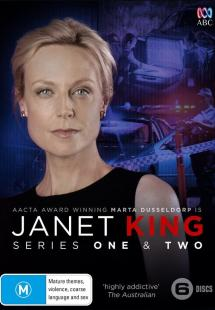 Janet King - Season 3 (2017)