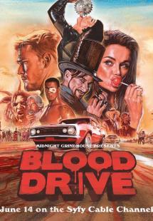 Blood Drive - Season 1 (2017)