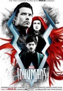 Inhumans - Season 1 (2017)