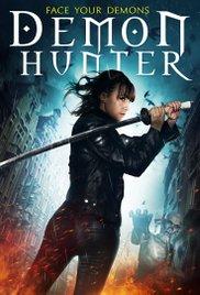 Taryn Barker: Demon Hunter (2016)