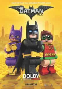 The Lego Batman Movie - (2017)