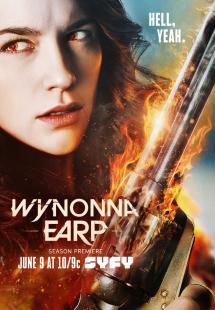 Wynonna Earp - Season 2 (2017)