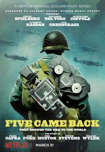 Five Came Back - Season 1 (2017)