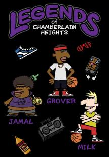 Legends of Chamberlain Heights Season 2 (2017)