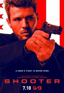 Shooter - Season 2 (2017)