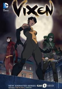 Vixen - The Movie (2017)