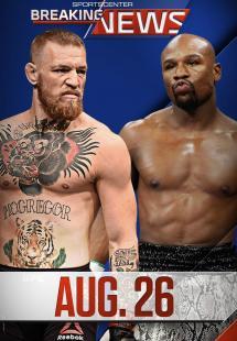 Floyd Mayweather vs. Conor McGregor (2017)