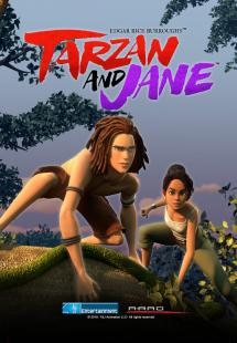 Tarzan and Jane - Season 1 (2017)