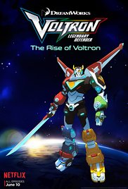 Voltron: Legendary Defender - Season 3 (2017)