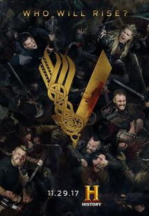 Vikings - Season 5 (2017)