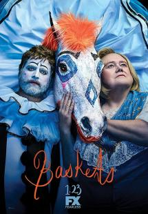 Baskets - Season 3 (2018)