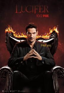 Lucifer - Season 3 (2017)