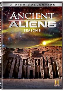 Ancient Aliens - Season 8 (2015)
