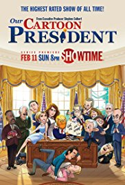 Our Cartoon President - Season 1 (2018)