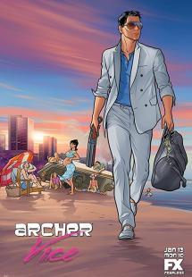 Archer - Season 9 (2018)