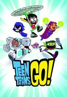 Teen Titans Go! - Season 5 (2018)