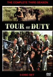 Tour of Duty - Season 3 (1990)