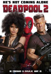 Deadpool 2 (2018) (Super Cut)
