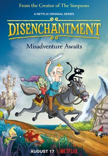 Disenchantment - Season 1 (2018)