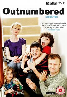 Outnumbered - Season 2 (2008)