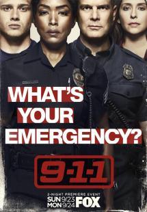 9-1-1 - Season 2 (2018)