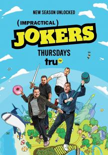 Impractical Jokers - Season 8 (2019)