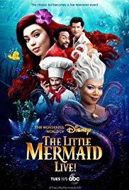 The Little Mermaid Live! (2019)