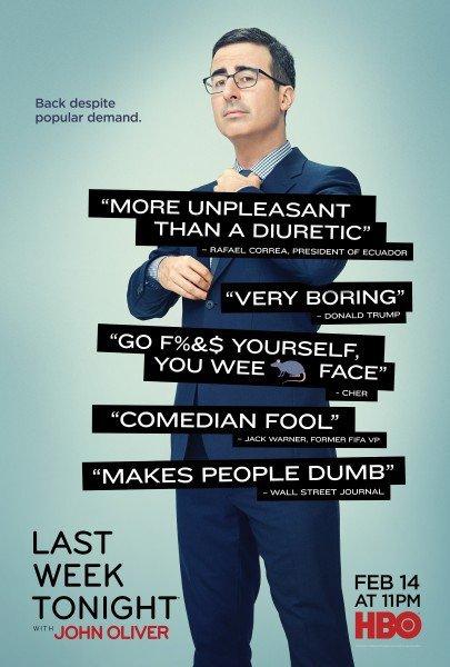 Last Week Tonight with John Oliver - Season 1 (2014)