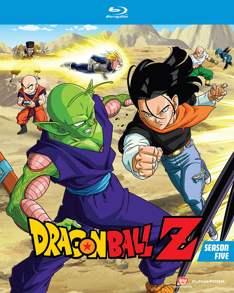 Dragon Ball Z - Season 5 (2000)