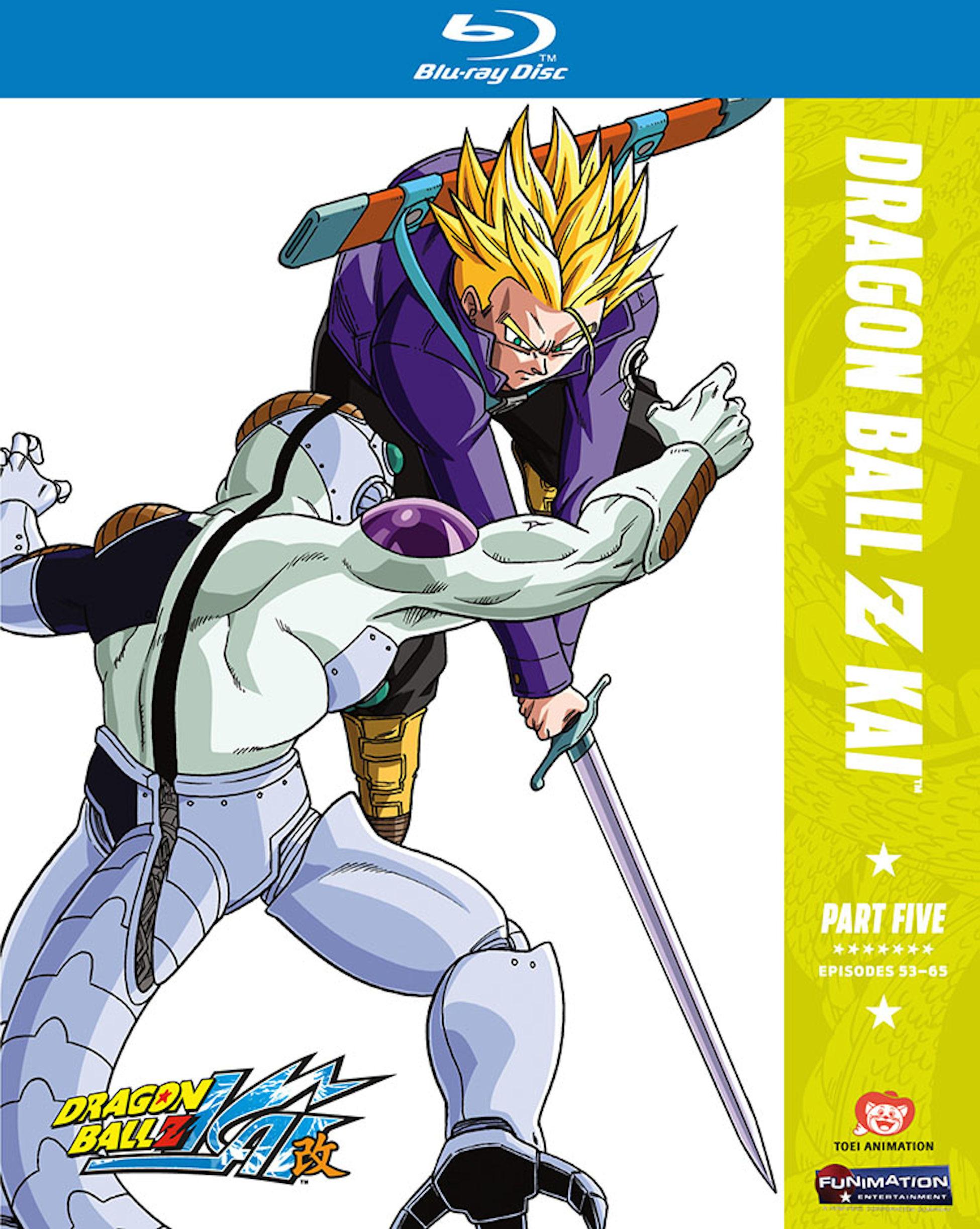 Dragon Ball Z Kai - Season 3 (2011)