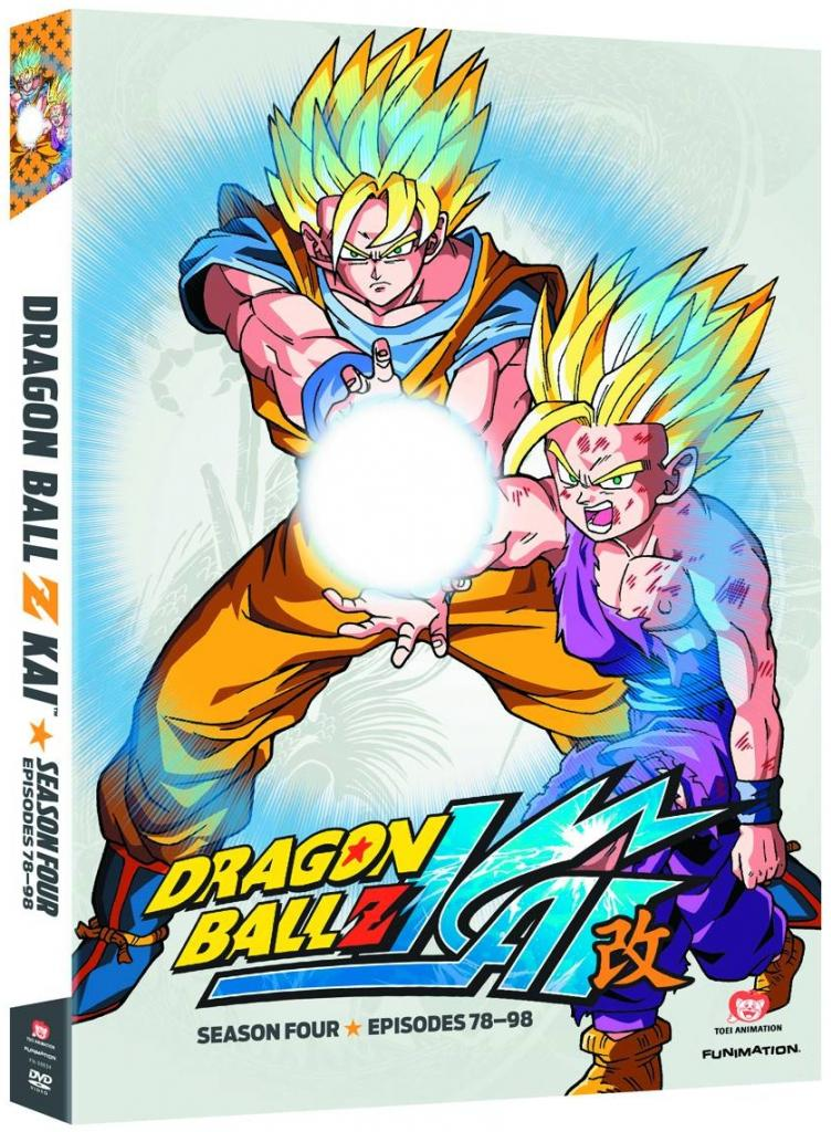 Dragon Ball Z Kai - Season 4 (2014)