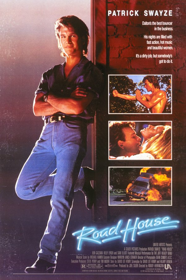Road House (1989) - The 80s & 90s Best Movies Podcast