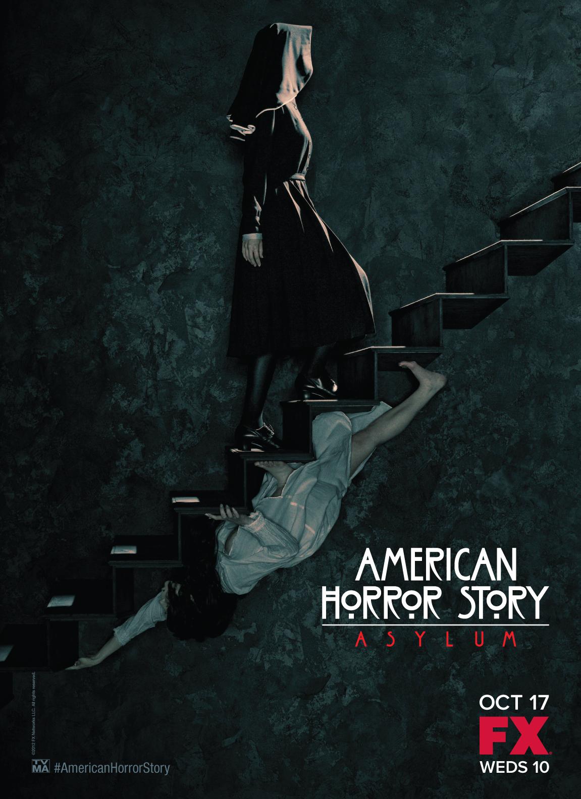 American Horror Story : Asylum - Season 2 (2012)