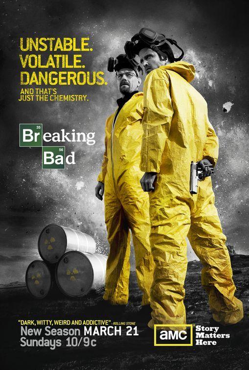 BREAKING BAD: SEASON 2 (2009)