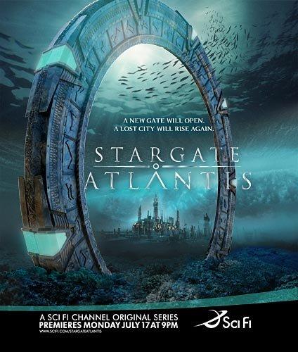 Watch Stargate: Atlantis