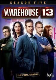 Warehouse 13 - Season 5 (2014)
