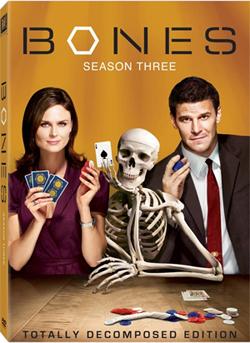 Bones - Season 3 (2007)