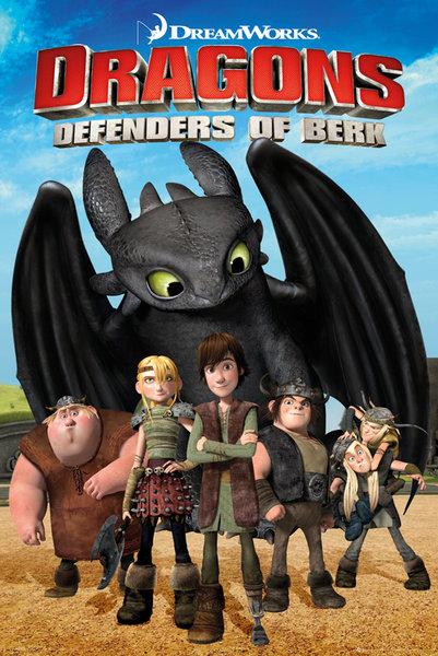 Dragons: Defenders of Berk - Season 2 (2013)