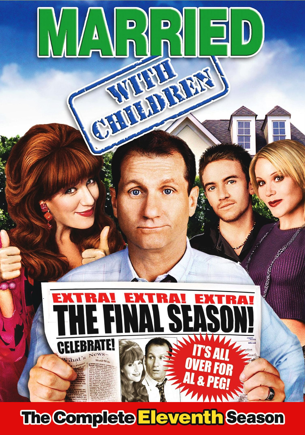 Married with Children season 11 download and watch online